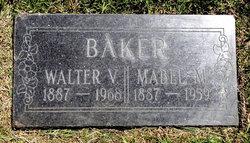 Mabel Marie <i>Lane</i> Baker