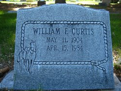 William Fredrick Bill Curtis