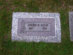 Helen H <i>Stevens (Stefanski)</i> Bush