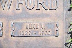 Alice Cecilia Crawford