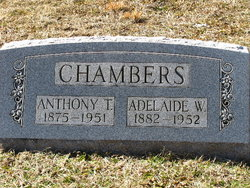 Anthony T Chambers