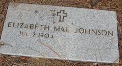 Elizabeth Mae Johnson