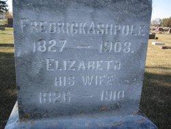 Elizabeth Lucy <i>Lee</i> Ashpole