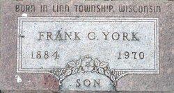 Frank C. York