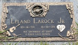 Leland LaRock, Jr