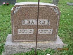 Rufus Oliver Baird