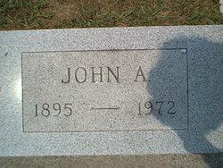 John A Densford