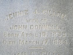 Jennie J. <i>Gillem</i> Donnell