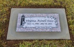 Virginia Avenell <i>Barnett</i> Ensz