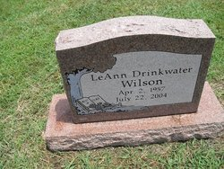 LeAnn <i>Drinkwater</i> Wilson