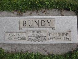 Agnes Josephine <i>Stewart</i> Bundy