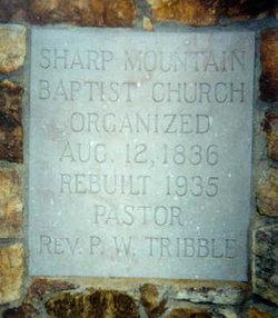 Sharp Mountain Baptist Church Cemetery