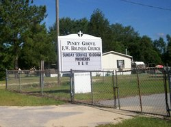 Piney Grove Holiness Church Cemetery