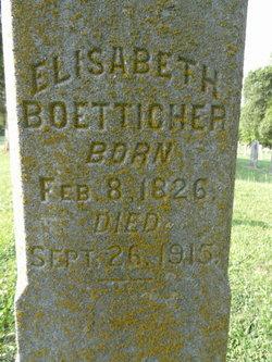 Elizabeth Boetticher
