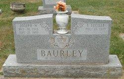 Emily Lucile <i>Crawford</i> Baurley