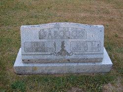 Edna E <i>Wisner</i> Babcock