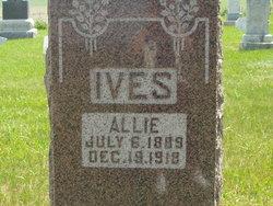 Mary Allie Allie <i>Dufphey</i> Ives