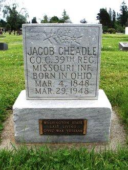 Jacob Cheadle