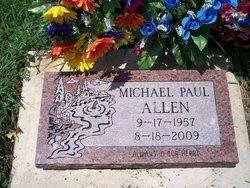 Michael Paul Mike Allen