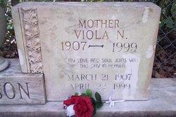 Nora Viola <i>Miller</i> Hudson