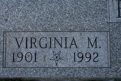 Virginia <i>Marshall</i> Braun