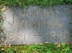 Ernest Wickman