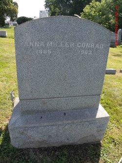 Anna <i>Miller</i> Conrad