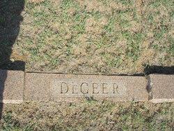 Josie I. DeGeer