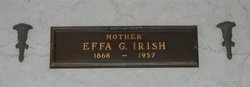 Effa Grace <i>Carl</i> Irish