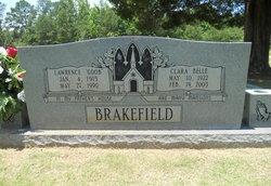 Clara Belle <i>Thomas</i> Brakefield