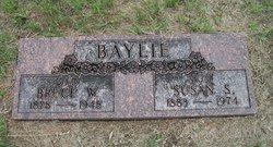 Seviah Susan <i>Montgomery</i> Baylie
