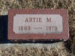 Artie M Bliss