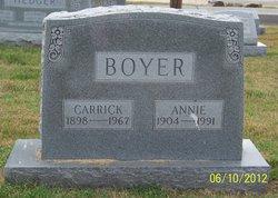 Carrick Boyer