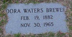 Dora <i>Waters</i> Brewer