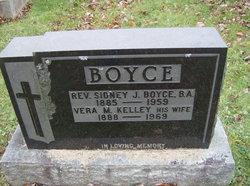 Vera M <i>Kelley</i> Boyce