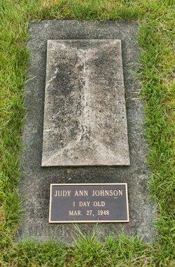 Judy Anne Johnson