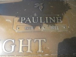 Velma Pauline <i>McCrory</i> Argubright
