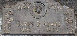 James Dock Jim Adams