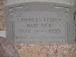 Charles Elmer Babcock