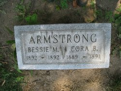 Bessie M Armstrong