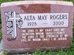 Alta May Rogers