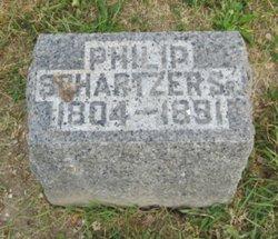 Philip Schartzer, Sr