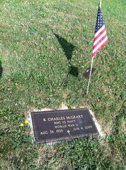 King Charles Chuck McGeary