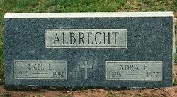 Nora E <i>Ehrichs</i> Albrecht