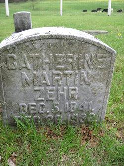 Catherine <i>Martin</i> Zehr