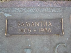 Samantha Lee <i>Knight</i> Gibbs