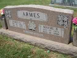Mayme B. <i>Barker</i> Armes