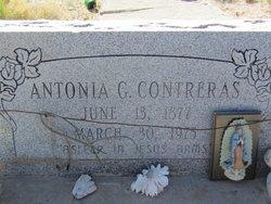 Antonia G Contreras