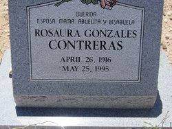 Rosaura Gonzales Contreras