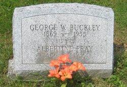 Albertine <i>Pray</i> Buckley